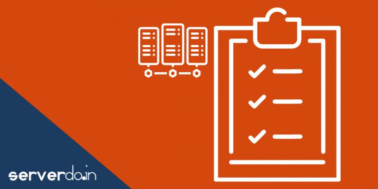Checklist: O que você precisa saber para contratar uma hospedagem de sites